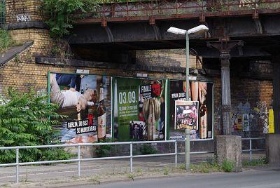 mural de publicidad