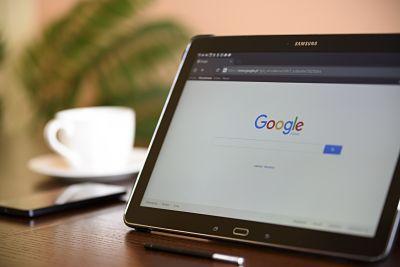 Google acción